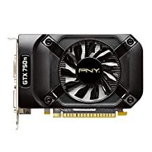 PNY GENERIC MEMORY GeForce GTX 750Ti 2GB Graphics Card