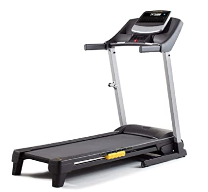 6b6b29409dc Image Unavailable. Image not available for. Color  Gold s Gym Trainer 430i  Treadmill ...