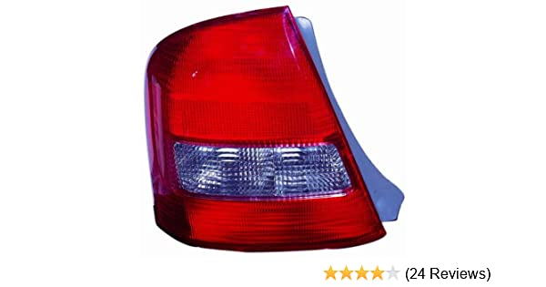 Genuine Mazda Parts BL8D-51-160 Driver Side Taillight Assembly