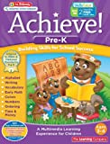 Achieve!: Pre-Kindergarten, Learning Company, Inc. Staff, 0547791070