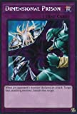 Yu-Gi-Oh! - Dimensional Prison (NKRT-EN034) - Noble Knights of the Round Table - 1st Edition - Platinum Rare