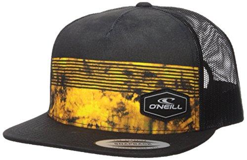 O'Neill Men's Trucker Hat, Hyperfreak Black, ONE
