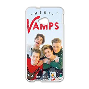 The Vamps For HTC One M7 Csae protection Case DHQ646209