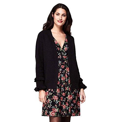 Yumi Damen Kleid schwarz schwarz ydNkj - schooner.geilewerbemittel.de 40b6ee7db6