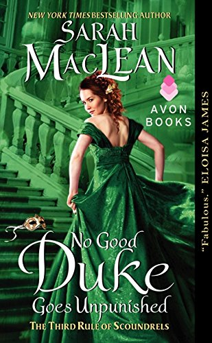 No Good Duke Goes Unpunished: The Third Rule of Scoundrels (Rules of Scoundrels)