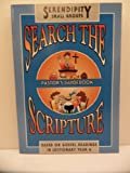 Search the Scripture Tablet of Handouts, Serendipity House Staff, 1574940392