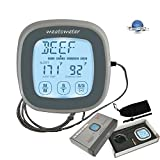 Oven Digital Meat Cooking Thermometer - Best High Temp Stainless...
