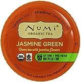 Numi Organic Tea Jasmine Green Capsules 16-Count