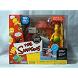 Playmates - The Simpsons - World of Springfield Interactive Environment (Playset) - Krustylu Studios w/exclusive Sideshow Bob figure and custom accessories