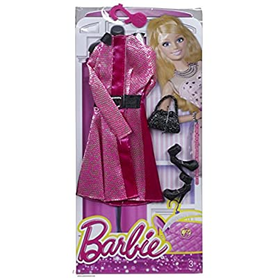 Barbie Complete Look Fashion Pack #4: Toys & Games