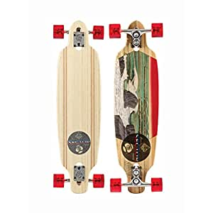Sector 9 Shoots Complete Skateboard, 33.5 x 8.6 x 23.25-Inch, Assorted