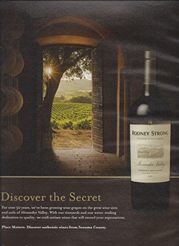 print-ad-for-2012-rodney-strong-cabernet-wine-discover-the-secret