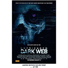 Lost Posters RARE POSTER blumhouse UNFRIENDED: DARK WEB limited 2018 REPRINT #'d/100!! 12x18