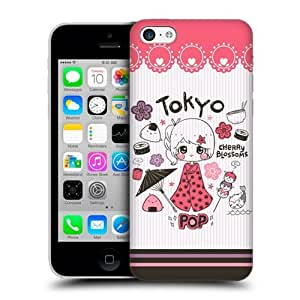 Tokyo City Symbol Snap-on Back Case Cover For Apple iPhone 5c
