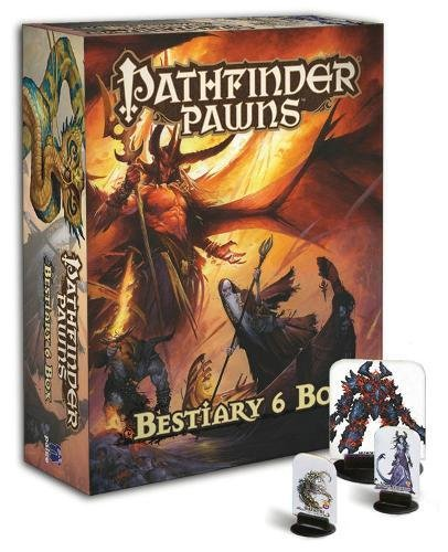Pdf Science Fiction Pathfinder Pawns: Bestiary 6 Box