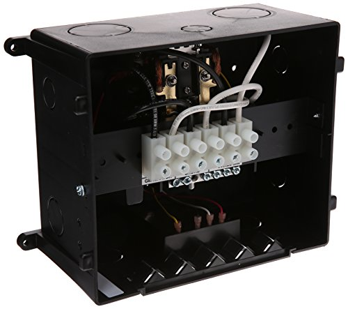 Progressive Dynamics PD5110010QV 5100 Series Automatic Transfer Switch – 30 Amp Auto Transfer Relay w Screw Connection