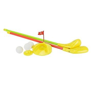 Niños Golf, lommer 6pcs Set niños Golf con palos de golf ...