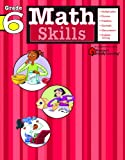 learning math for kids - Math Skills: Grade 6 (Flash Kids Harcourt Family Learning)