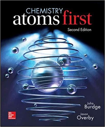 Chemistry atoms first julia burdge jason overby professor chemistry atoms first julia burdge jason overby professor 9780073511184 amazon books fandeluxe Gallery