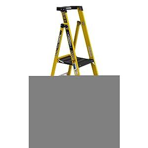 WERNER Podium 4-ft Fiberglass 375-lb