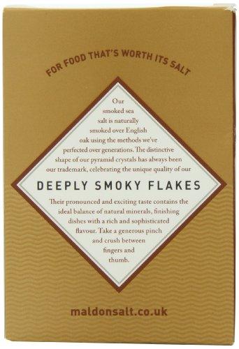 : Maldon Smoked Sea Salt, 4.4 Ounce