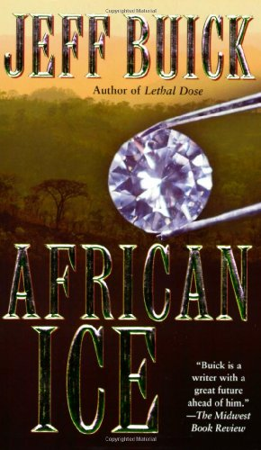 book cover of African Ice