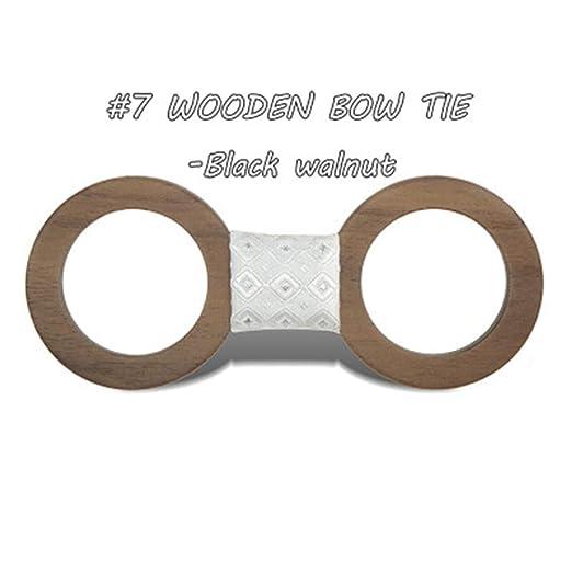 YYB-Tie Corbata Moda Corbata de Lazo para Hombre Ropa Formal para ...