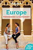 img - for Lonely Planet Europe Phrasebook & Dictionary book / textbook / text book