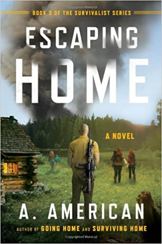 A. American - Escaping Home Audiobook Free Online
