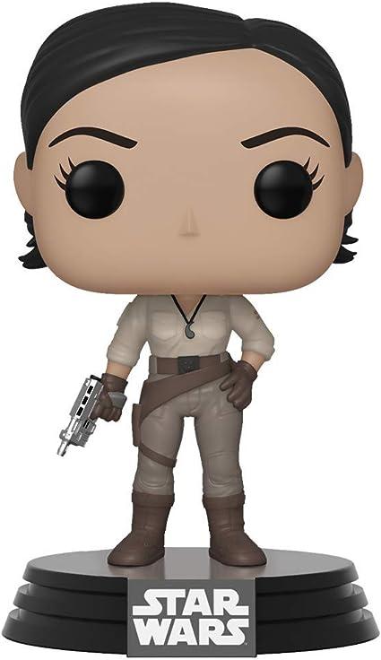 Amazon Com Funko Pop Star Wars Episode 9 Rise Of Skywalker Rose Toys Games