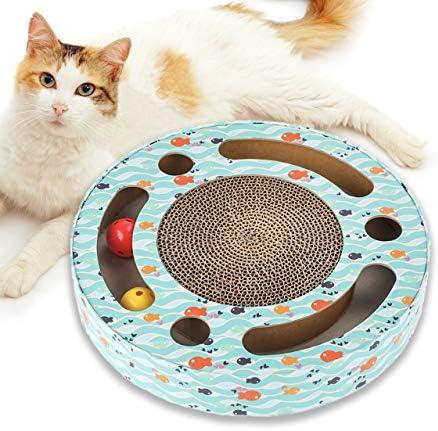 Mora Pets Scratcher Interactive Toys