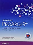 4 boxes of Proargi9 Plus (Grape Flavor) 30 single serving packets