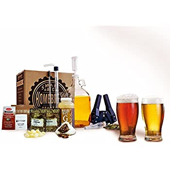 Brewery in a Box 1 Gallon Small Batch Beer Making Starter Kit (Plinian Legacy Double IPA)