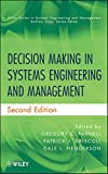 img - for Decision Making in Systems Engineering and Management book / textbook / text book