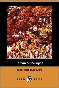 Book Tarzan of the Apes (Dodo Press)