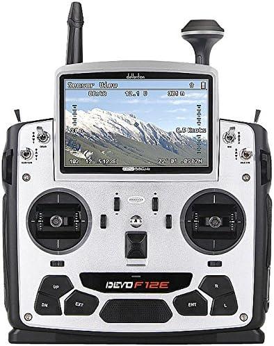 Simulus Télécommande Radio Devo F12E 5,8GHz, pour QR X350. Pro
