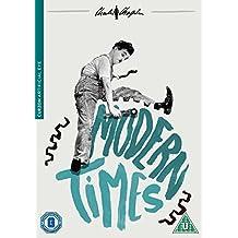 Modern Times - Charlie Chaplin DVD