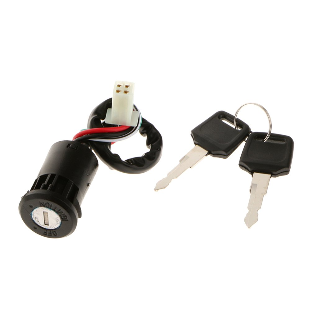 Ignition Start Starter Switch Lock Key Motorcycle Motorbike ATV Quad Dirt Bike