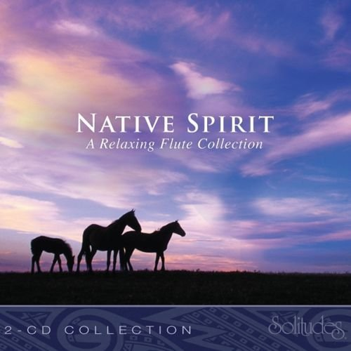 Native Spirit: A Relaxing Flute Collection by Daniel May