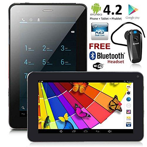 inDigi 7.0in Unlocked Smart Cell Phone Android 4.2 JB Tablet