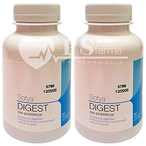 SOT-DIGEST 690mg. 2 x 90 Cáps. SOTYA: Amazon.es: Salud y ...