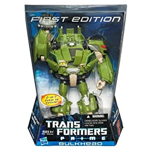 Bulkhead Transformers Prime Action Figure Voyager Class First Edition (japan import)