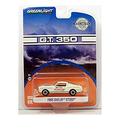 Greenlight 29949 1: 64 Hobby Exclusive 1965 Shelby GT-350 - Reynolds Ford: Toys & Games
