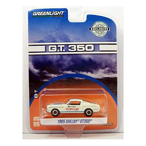 (Greenlight 29949 1: 64 Hobby Exclusive 1965 Shelby GT-350 - Reynolds Ford)