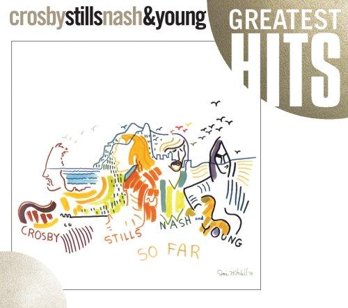 Crosby, Stills, Nash &Amp; Young - Decade - Zortam Music