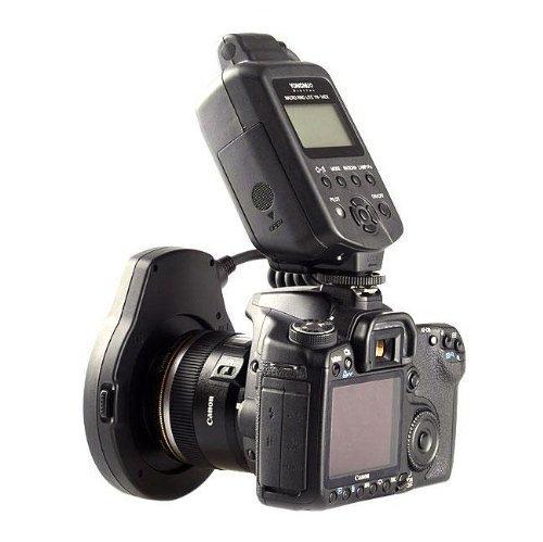 YongNuo YN-14EX TTL Macro Ring Lite Flash Light for Canon EOS DLSR Camera by Yongnuo