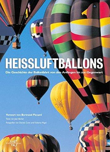 Heißluftballons  Sachbuch