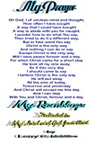 img - for My Ramblings: Dedicated to: My Lord and God Jesus Christ book / textbook / text book