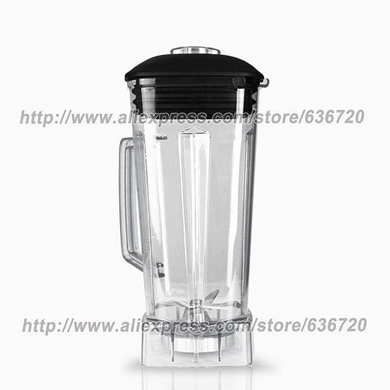 Batidora de licuadora Juicer y licuadora de hielo 2L Juicer Licuadora comercial: Amazon.es: Hogar