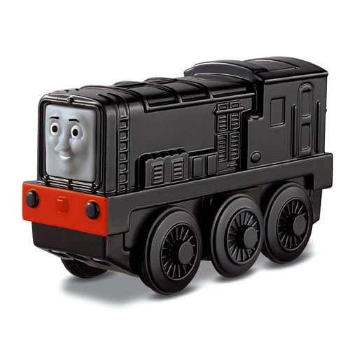 Fisher-Price Thomas & Friends Wooden Railway, Battery-Operated Diesel ()